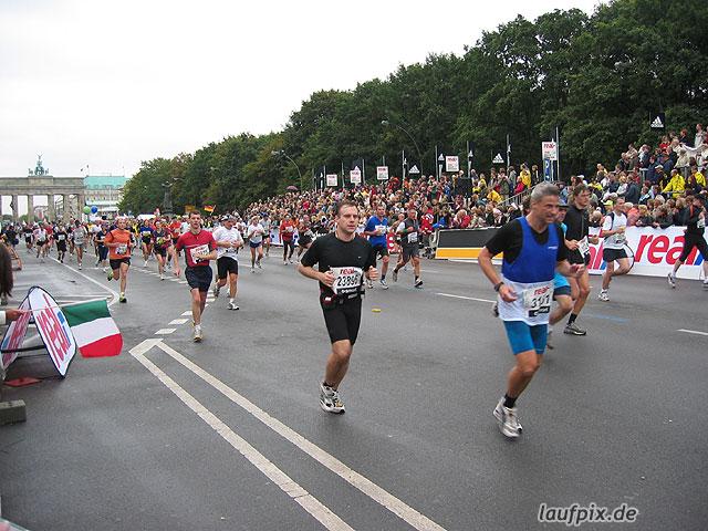 Berlin Marathon 2004 - 769