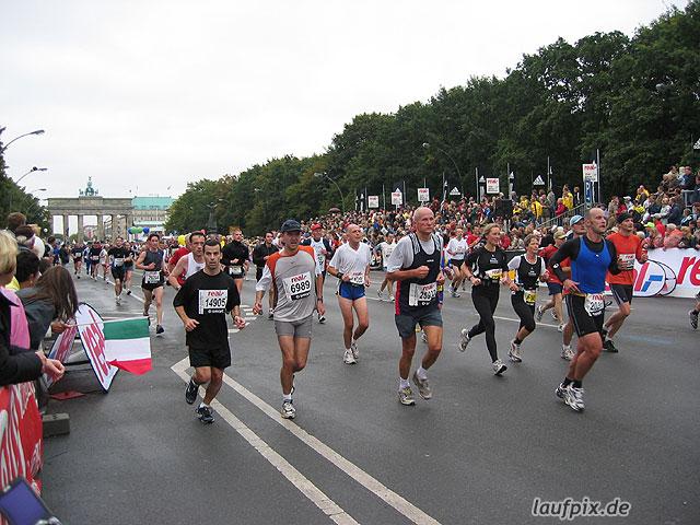 Berlin Marathon 2004 - 771