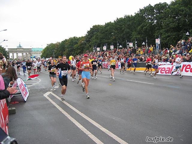 Berlin Marathon 2004 - 772