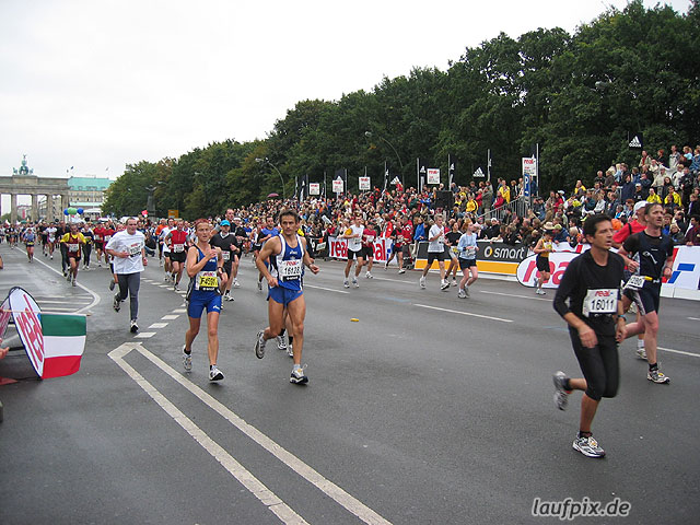 Berlin Marathon 2004 - 774