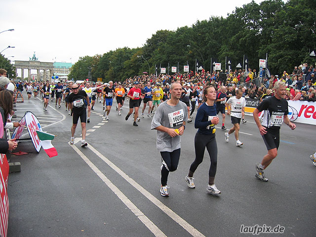 Berlin Marathon 2004 - 777