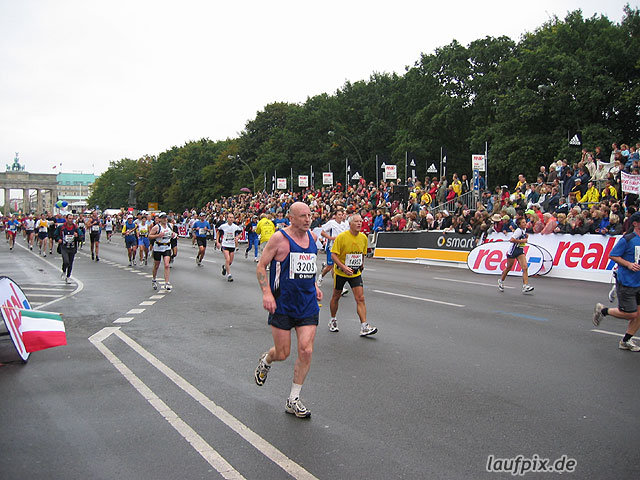 Berlin Marathon 2004 - 779