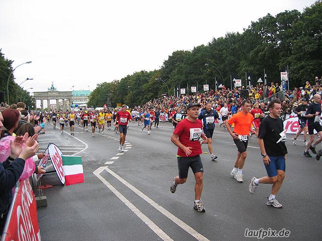 Berlin Marathon 2004 - 780