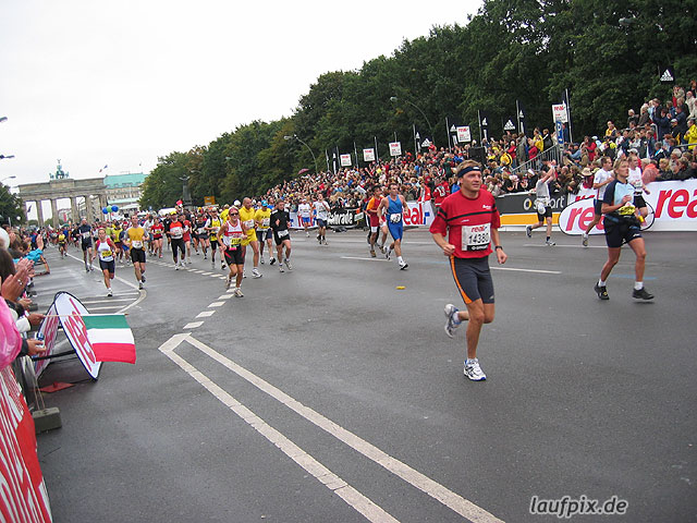Berlin Marathon 2004 - 781