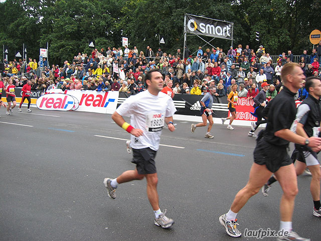 Berlin Marathon 2004 - 791
