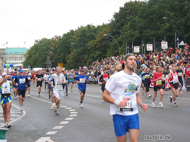 Berlin Marathon 2004 - 793