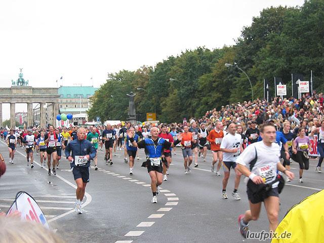 Berlin Marathon 2004 - 794