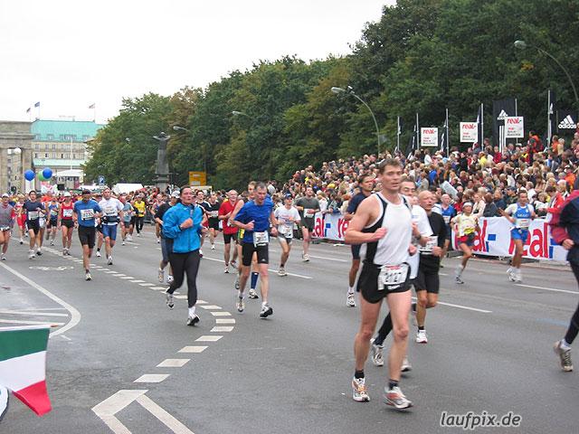 Berlin Marathon 2004 - 796