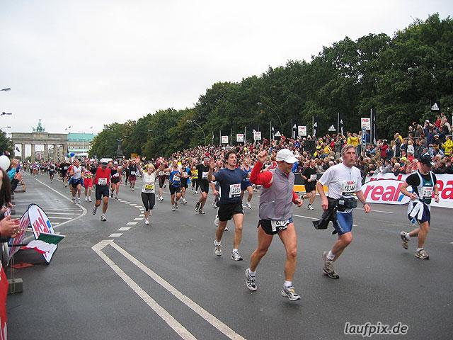 Berlin Marathon 2004 - 797