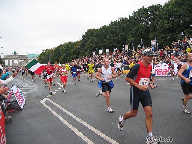 Berlin Marathon 2004 - 799