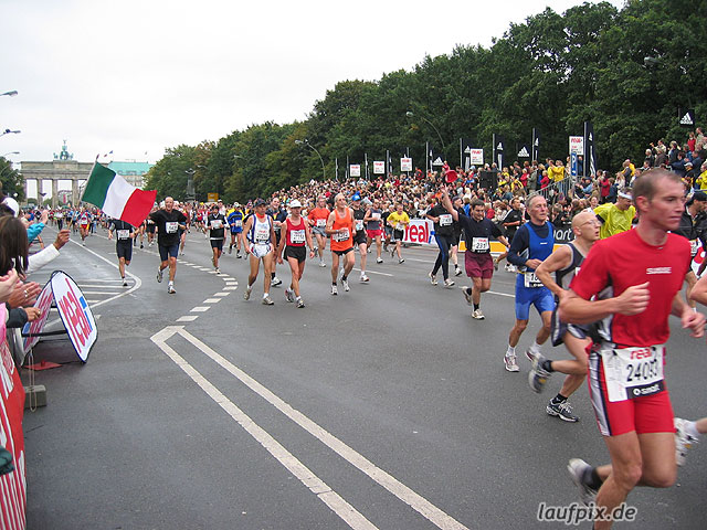 Berlin Marathon 2004 - 800
