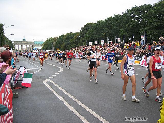 Berlin Marathon 2004 - 802