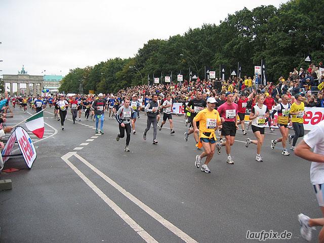 Berlin Marathon 2004 - 803