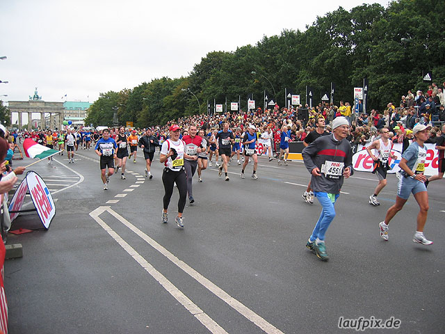 Berlin Marathon 2004 - 804