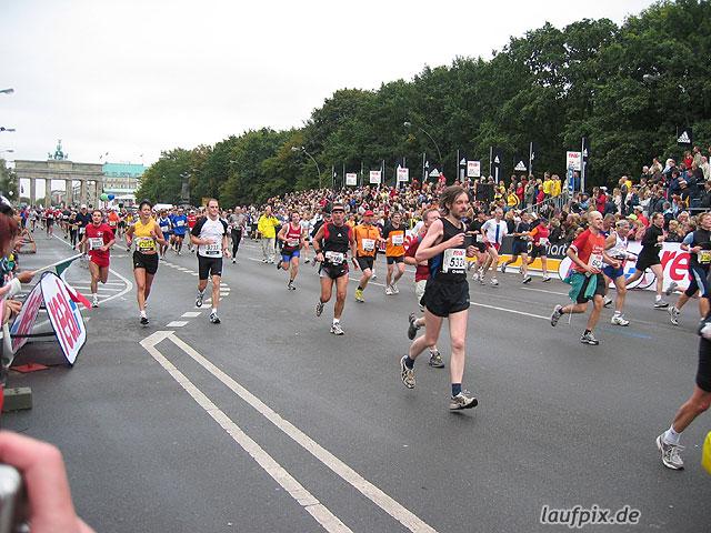 Berlin Marathon 2004 - 805