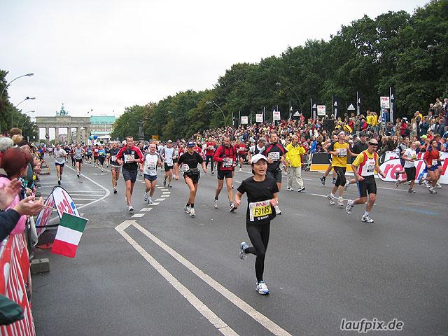 Berlin Marathon 2004 - 807