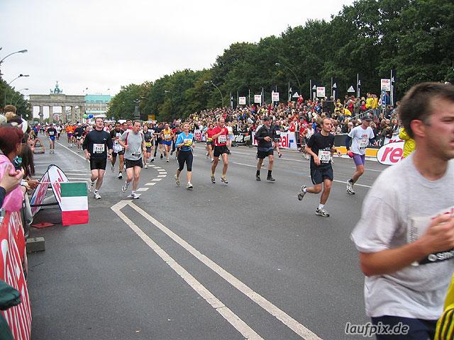 Berlin Marathon 2004 - 809