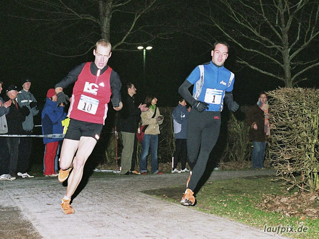 Ahorn Crosslauf Night 2005 - 25