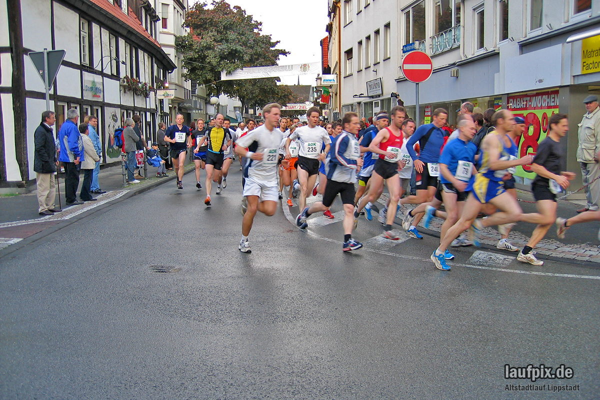 Altstadtlauf Lippstadt 2005 - 4