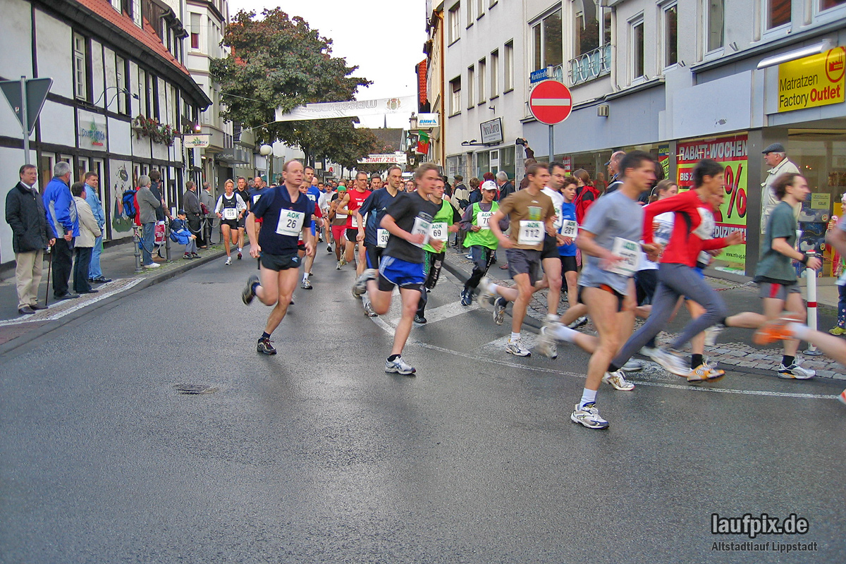 Altstadtlauf Lippstadt 2005 - 6