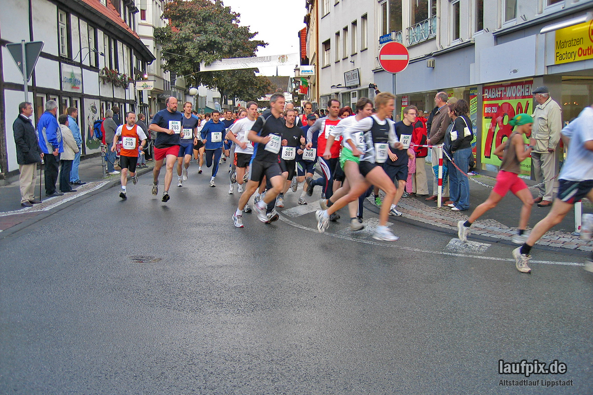 Altstadtlauf Lippstadt 2005 - 9