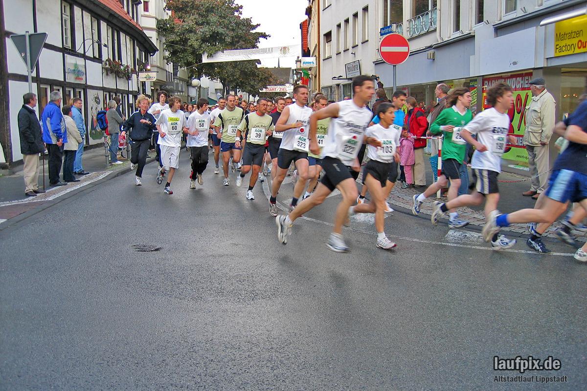 Altstadtlauf Lippstadt 2005 - 13