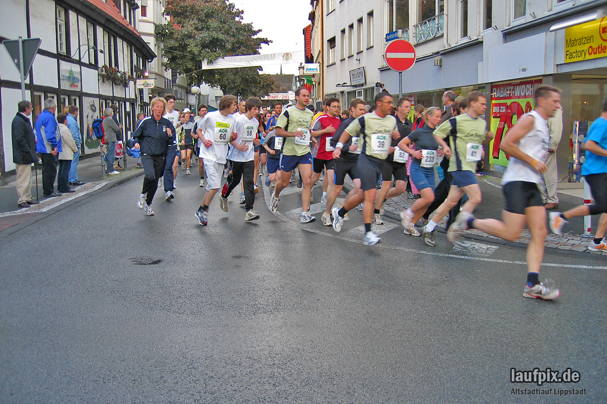 Altstadtlauf Lippstadt 2005 - 14