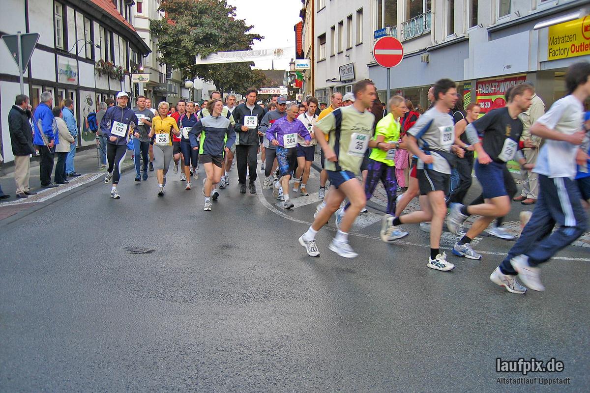 Altstadtlauf Lippstadt 2005 - 17