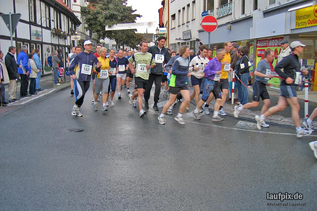Altstadtlauf Lippstadt 2005 - 18