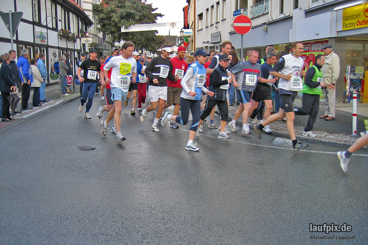 Altstadtlauf Lippstadt 2005 - 20