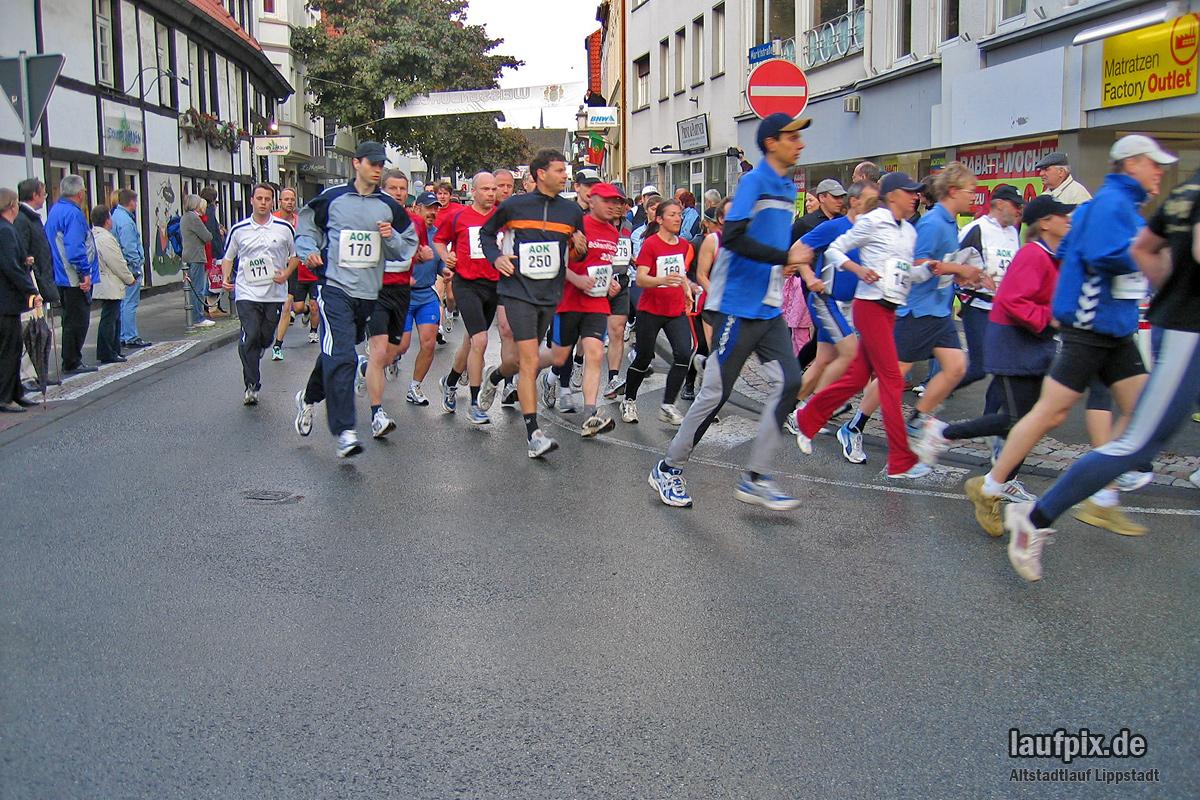 Altstadtlauf Lippstadt 2005 - 21