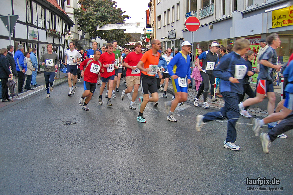 Altstadtlauf Lippstadt 2005 - 22
