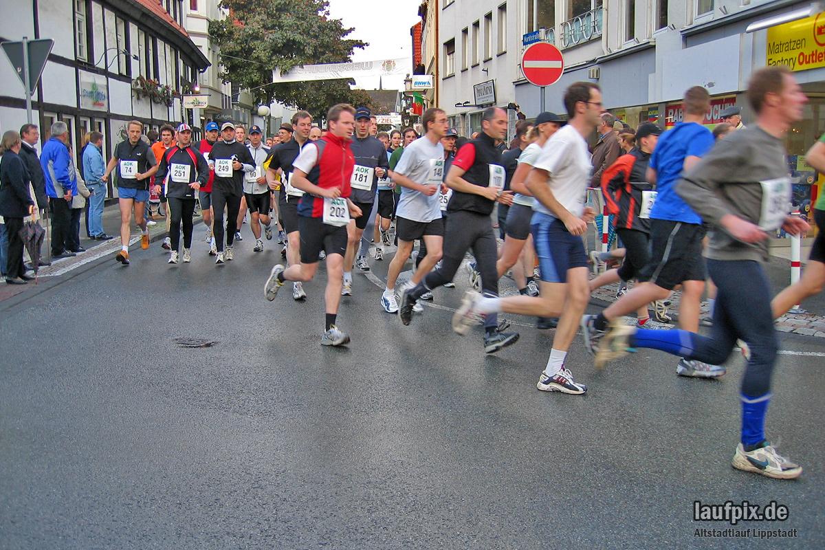 Altstadtlauf Lippstadt 2005 - 23