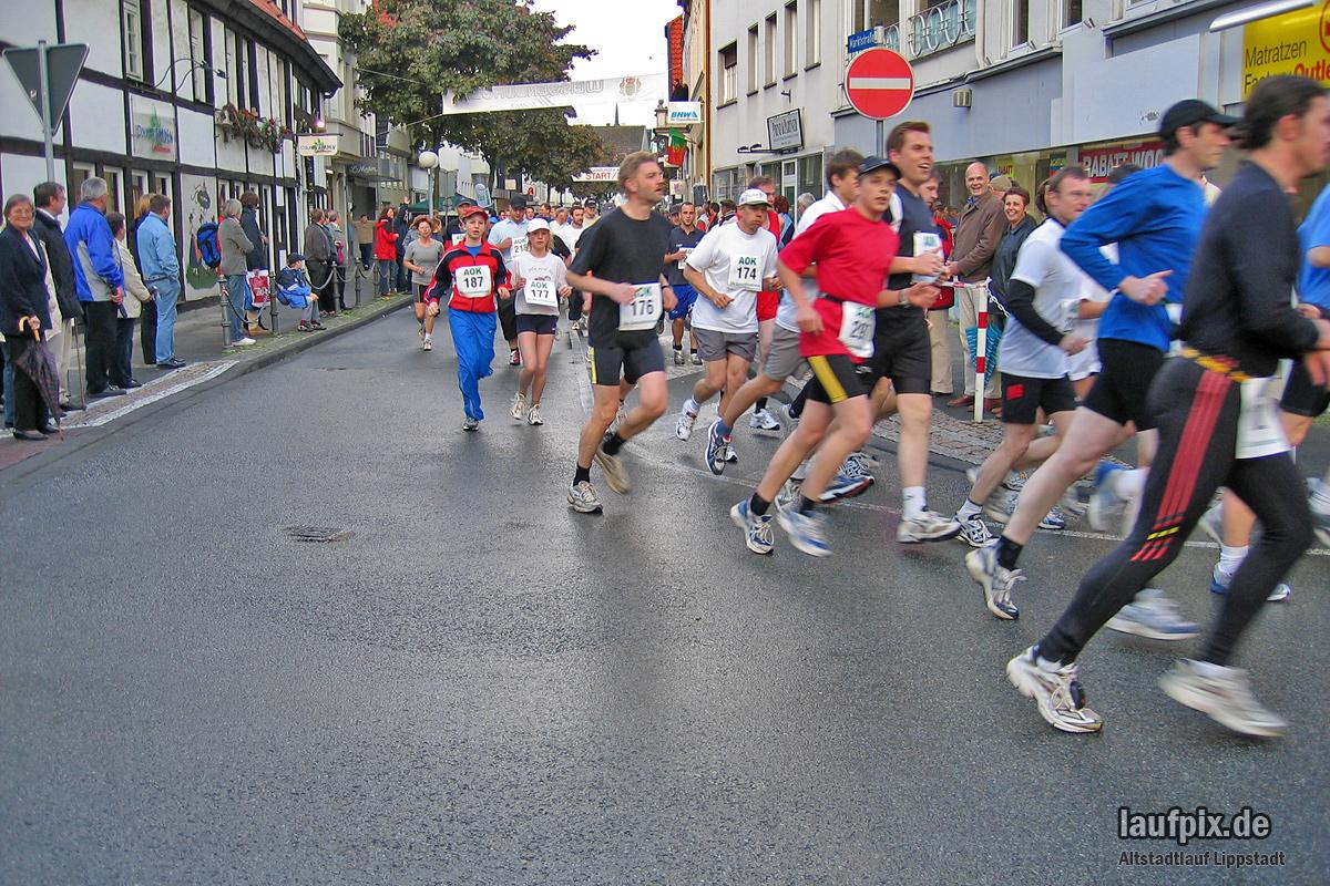 Altstadtlauf Lippstadt 2005 - 25