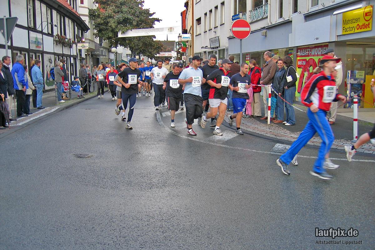 Altstadtlauf Lippstadt 2005 - 26