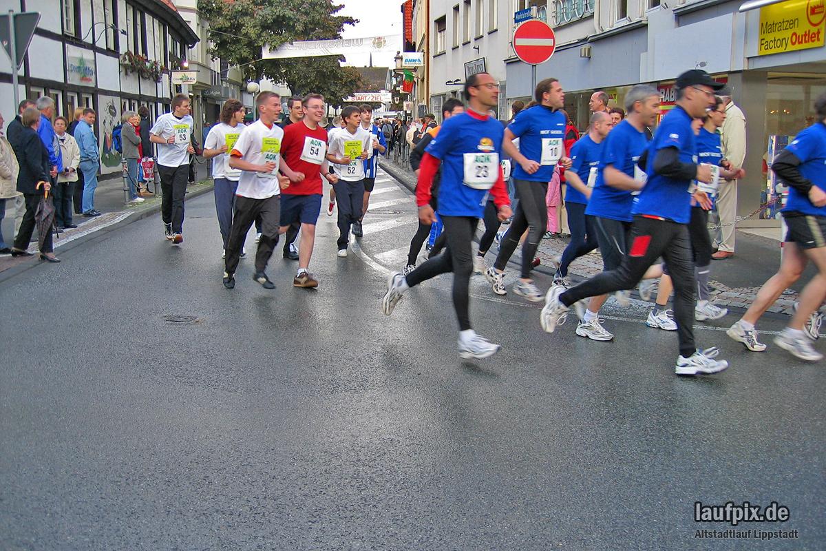 Altstadtlauf Lippstadt 2005 - 30