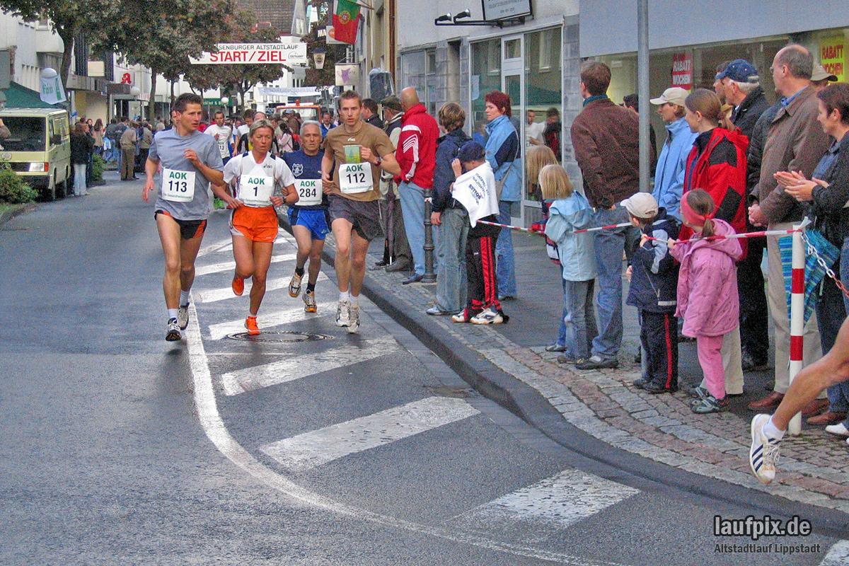 Altstadtlauf Lippstadt 2005 - 36