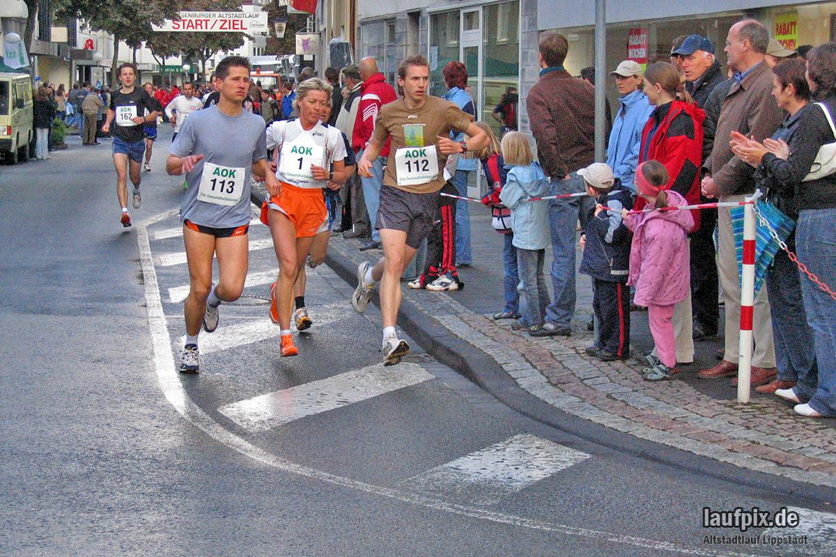 Altstadtlauf Lippstadt 2005 - 37