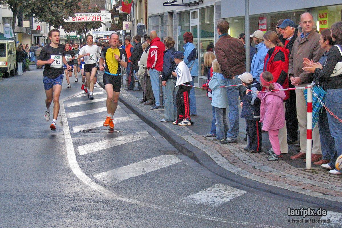 Altstadtlauf Lippstadt 2005 - 39