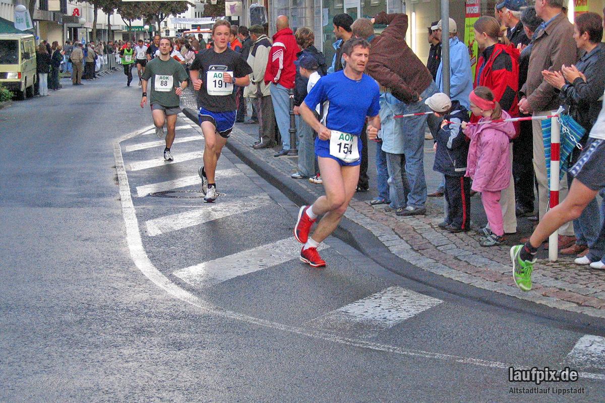 Altstadtlauf Lippstadt 2005 - 44