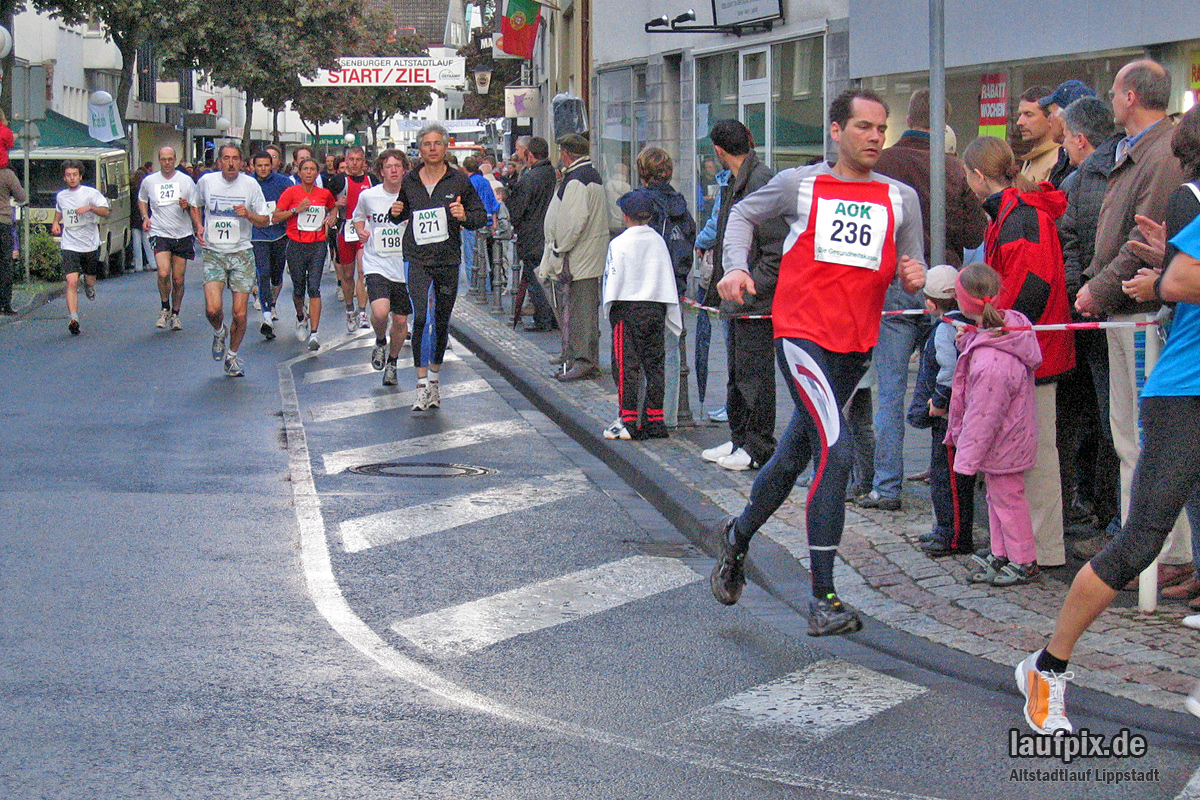 Altstadtlauf Lippstadt 2005 - 64