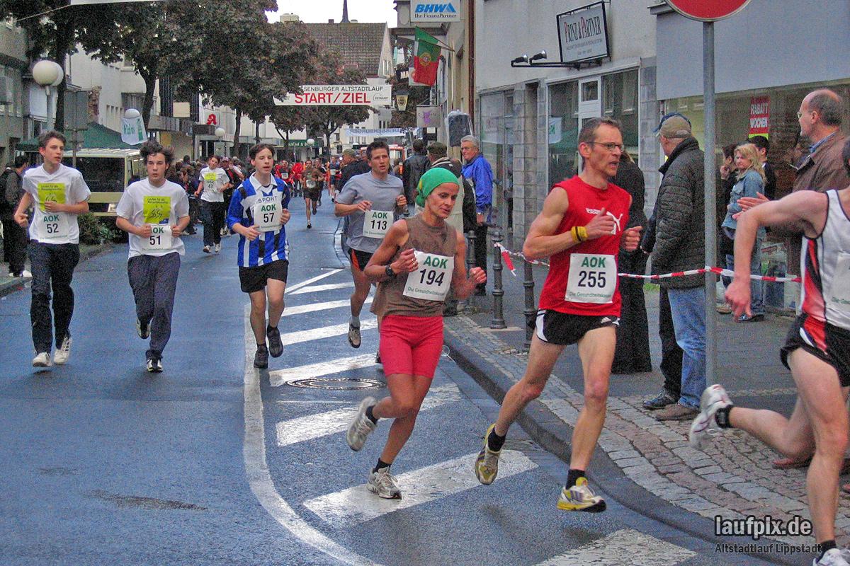 Altstadtlauf Lippstadt 2005 - 287