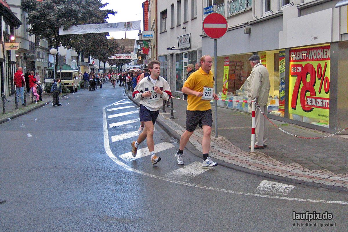 Altstadtlauf Lippstadt 2005 - 333