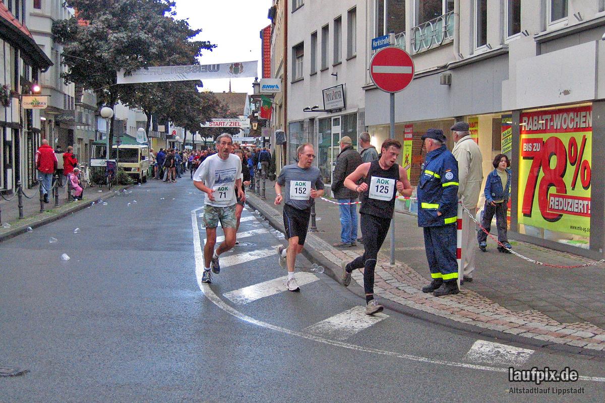 Altstadtlauf Lippstadt 2005 - 334