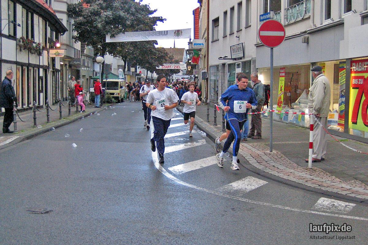 Altstadtlauf Lippstadt 2005 - 335