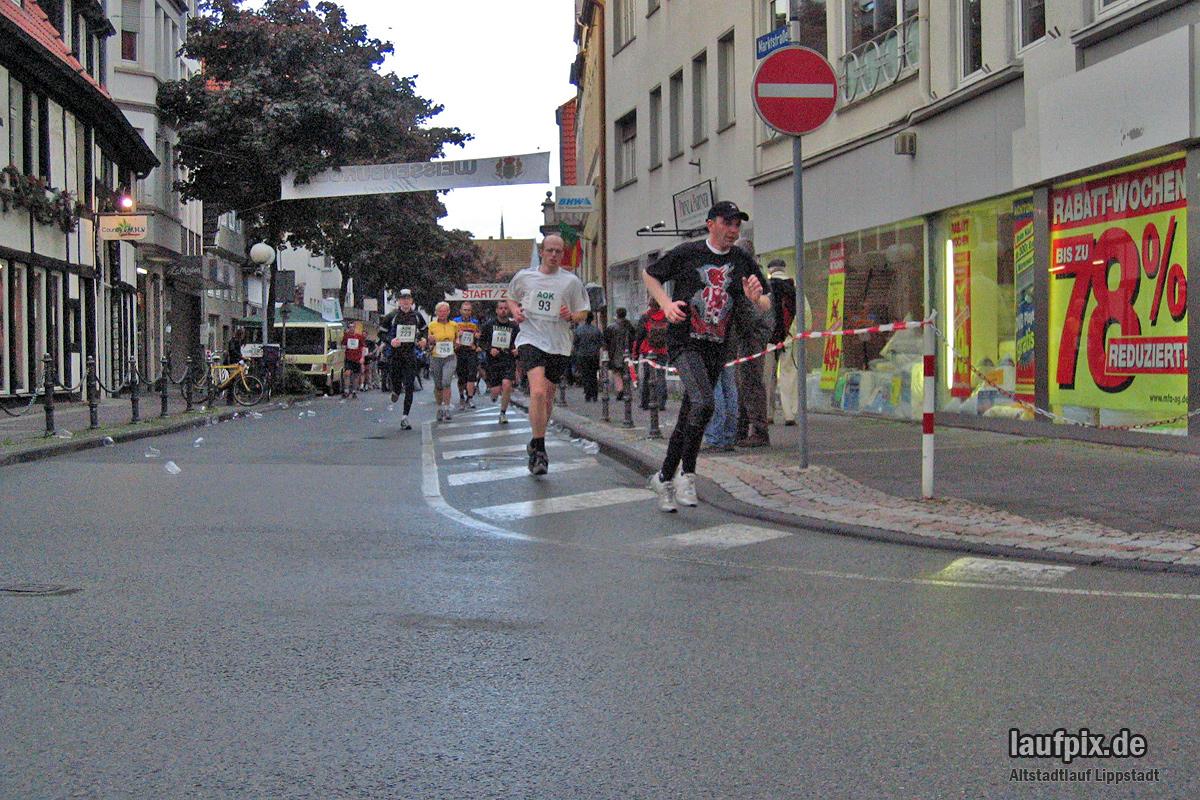 Altstadtlauf Lippstadt 2005 - 342