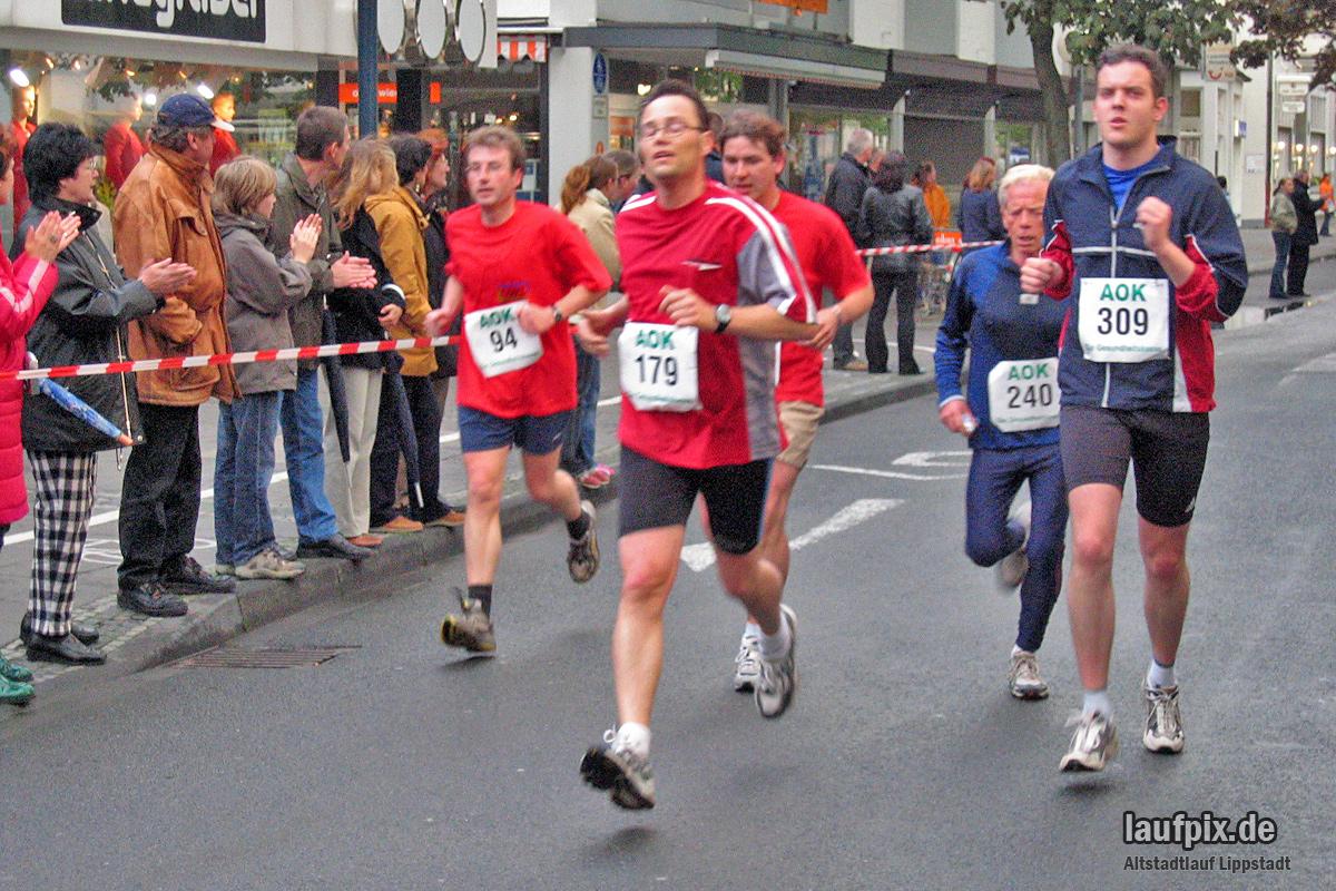 Altstadtlauf Lippstadt 2005 - 353