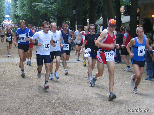 Bad Pyrmonter Brunnenlauf 2005 - 13