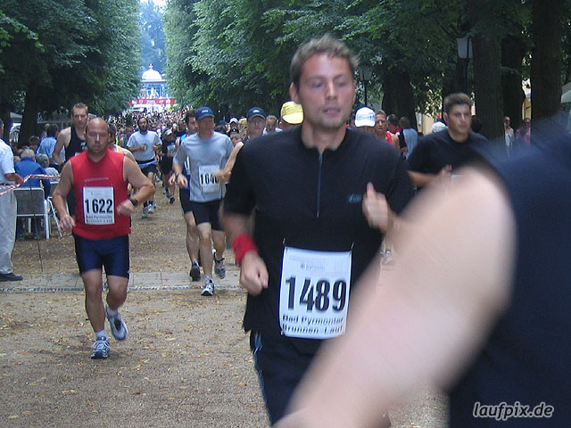 Bad Pyrmonter Brunnenlauf 2005 - 23