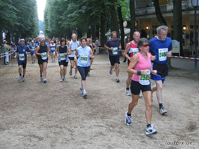Bad Pyrmonter Brunnenlauf 2005 - 91